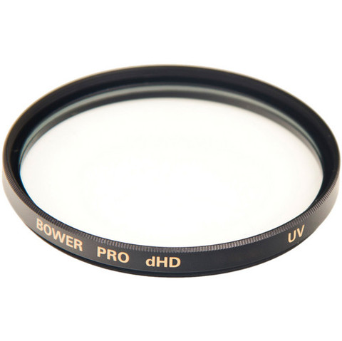 Filtro Protector UV 62mm Bower FUC62