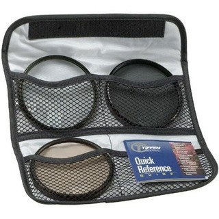 Kit de 3 Filtros Tiffen 77mm Video Essentials DV - comprar online