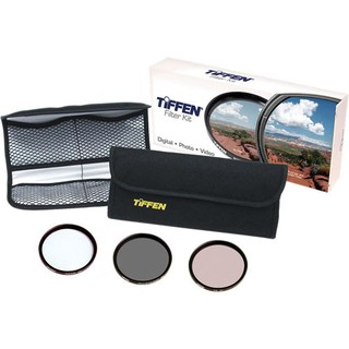 Kit de 3 Filtros Tiffen 77mm Video Essentials DV en internet