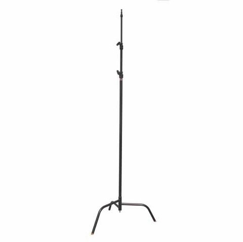Pedestal Matthews Black C Stand con Spring Loaded Base