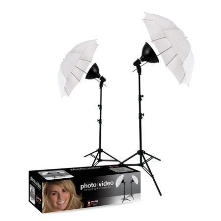 Wescott uLite 2 Light Umbrella Kit
