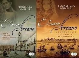 EL CUARTO ARCANO 1 Y 2 - FLORENCIA BONELLI - gbook