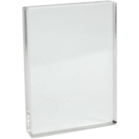 Base de acrílicos para sellos 7,62 cm x 10,16 cm Apple Pie Memories - comprar online