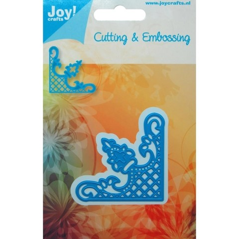 Troqueladora De Esquinero French Lily Corner Joy! Crafts