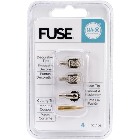 Set de Puntas para Photo Sleeve Fuse We R Memory Keepers - comprar online