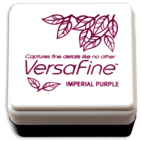 Almohadilla de Tinta VersaFine Color imperial Purple - comprar online