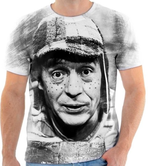Camiseta Chaves - 01