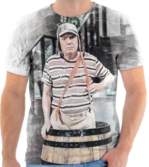 Camiseta Chaves - 02