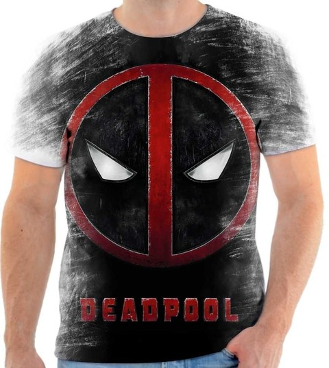 Camiseta Deadpool 02
