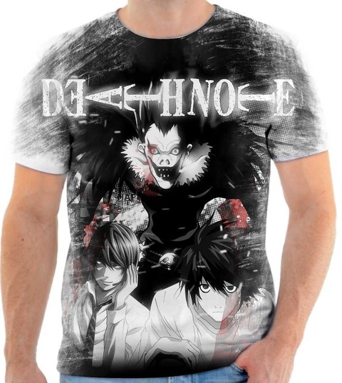 Camiseta Death Note  03