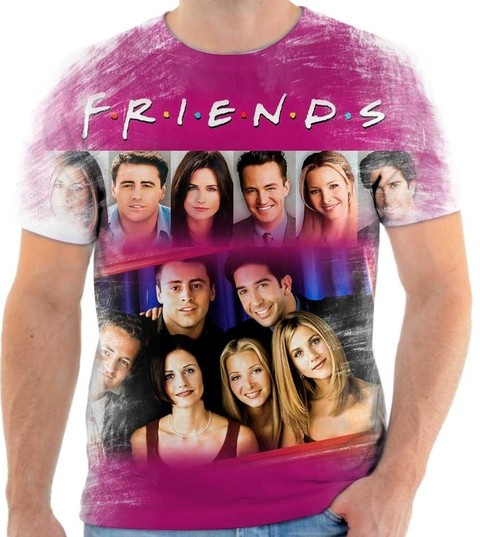 Camiseta Friends - 02