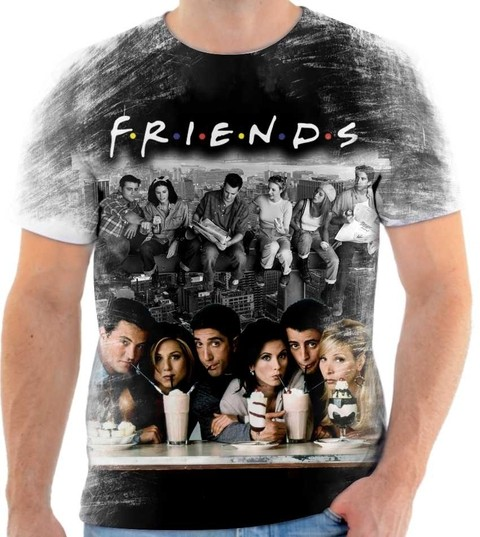 Camiseta Friends - 04