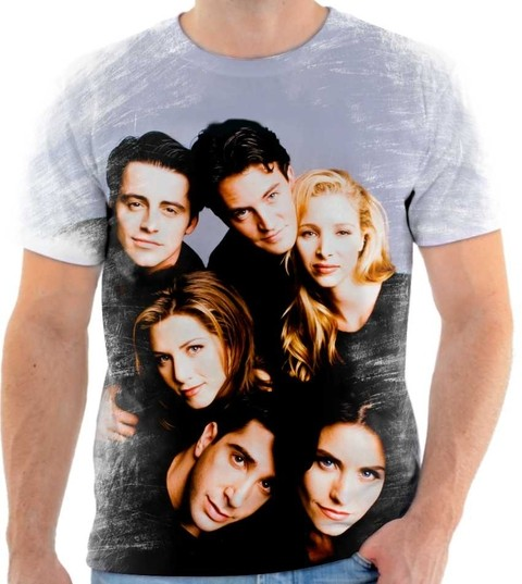 Camiseta Friends - 05