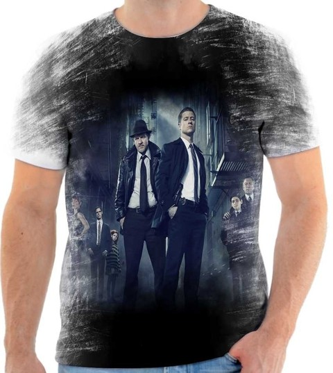 Camiseta Gotham - Tribute