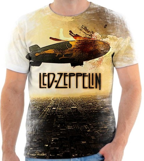 Camiseta Led Zeppelin - 02