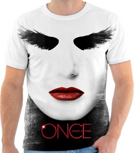 Camiseta Once Upon a Time - 01