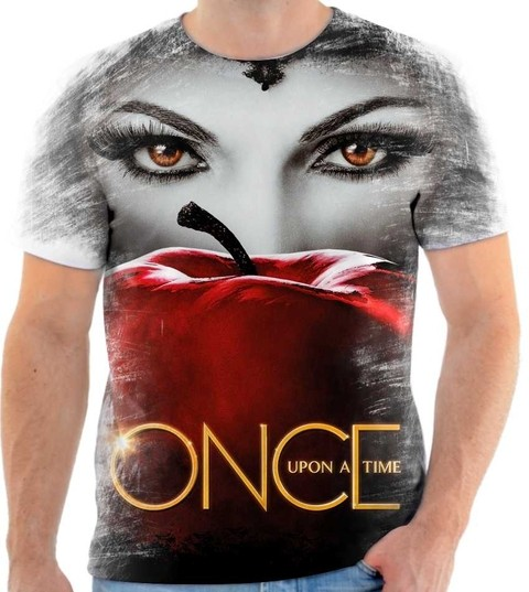 Camiseta Once Upon a Time - 03
