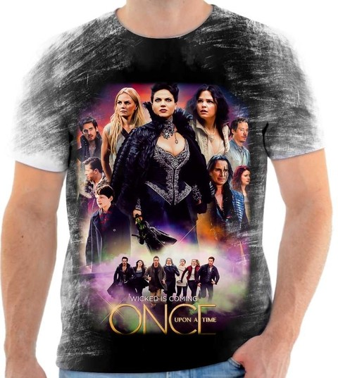 Camiseta Once Upon a Time - 04