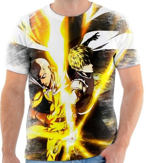 Camiseta One Punch Man - 03
