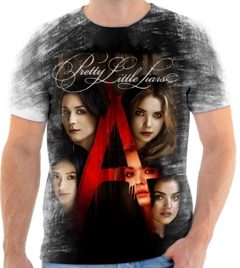 Camiseta Pretty Little Liars - 03