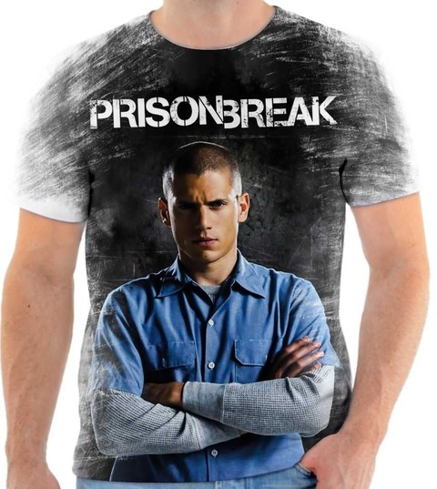 Camiseta Prison Break  03