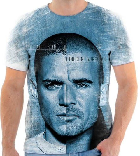 Camiseta Prison Break - 04
