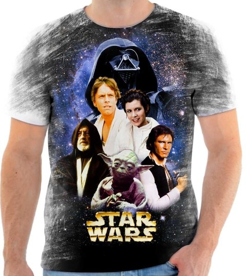 Camiseta Star Wars - 02