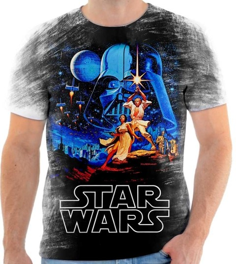 Camiseta Star Wars - 03