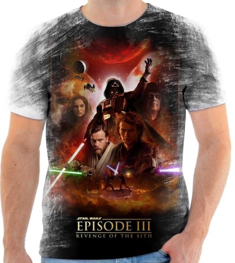 Camiseta Star Wars - 06