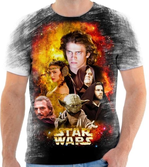 Camiseta Star Wars - 07