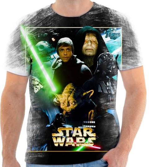 Camiseta Star Wars - 08