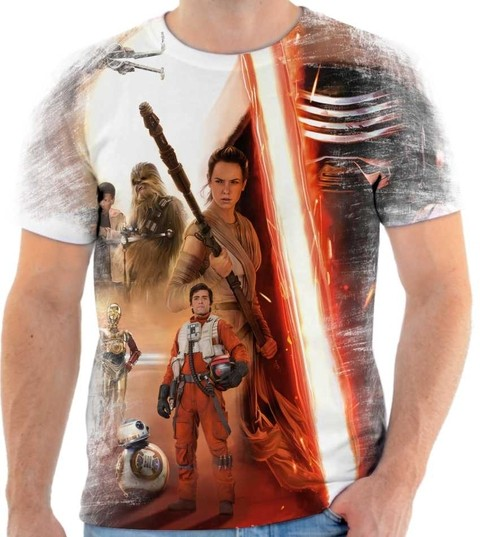 Camiseta Star Wars - 12