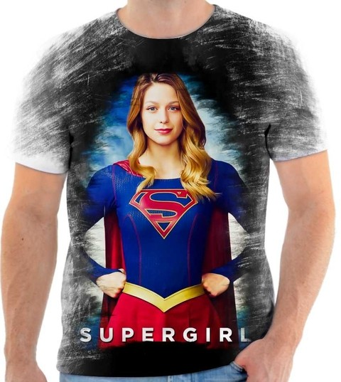 Camiseta Supergirl - 03