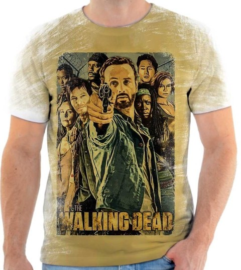 Camiseta The Walking Dead - 11