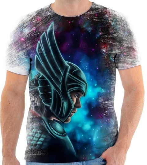 Camiseta Thor - Galaxies