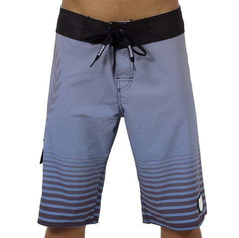 BoardShort Blue Stripes