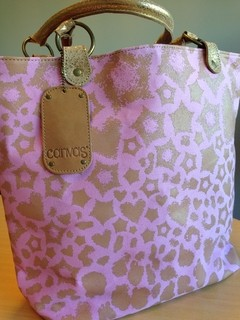 CANVAS - Stars Bag Dorado