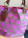 CANVAS - Taca Bag Violeta