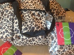 BOLSO POCKET ANIMAL PRINT