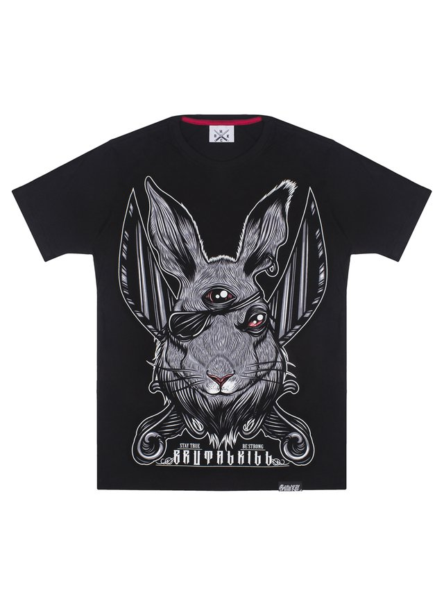 Camiseta - Rabbit