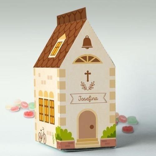 Caja Iglesia para Imprimir