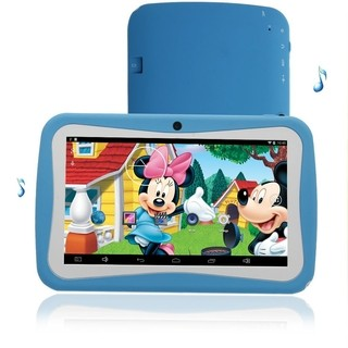 Tablet KIDS Azul 7 Pulgadas + Cover Silicona