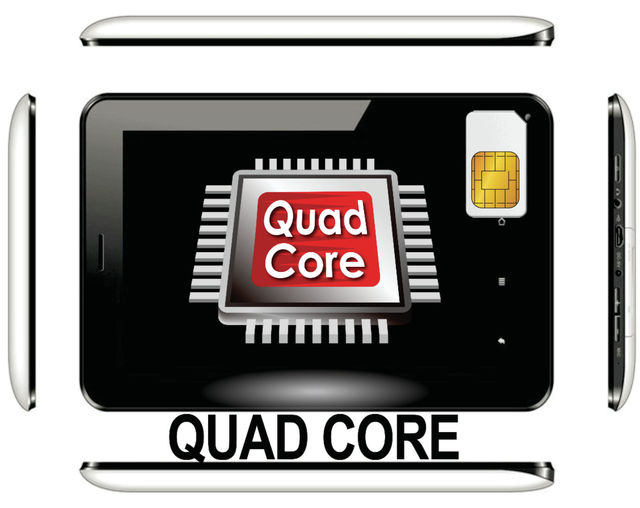 Tablet 7 Pulgadas Quad Core Sim Card 86V