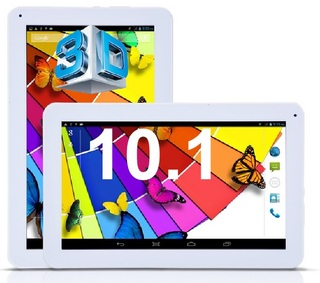 Tablet 10.1 Pulgadas Quad Core 1GB RAM GPS M1027