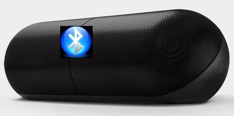 Parlante Bluetooth Yipo PILL XL