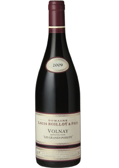 791 - Volnay Les Grands Poisots 2011. Louis Boillot.