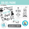 KIT IMPRIMIBLE -DÍA DEL PADRE - en internet