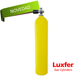 Tubo LUXFER Ideal Carga Rifles Pcp Amarillo S040 - comprar online