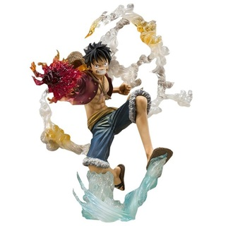Action Figure Luffy Combate - comprar online