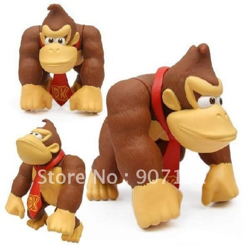 Action Figure Donkey Kong